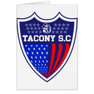 Tacony Soccer Greeting Card