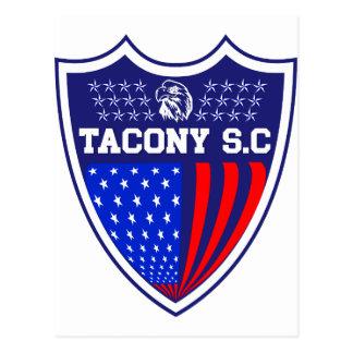 Tacony Soccer Postcard