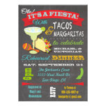 Tacos and Tequila Rehearsal Dinner Invitation