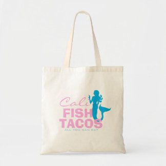 Tacos de pescados de Cali Bolsa Tela Barata