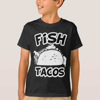 Tacos de pescados playera