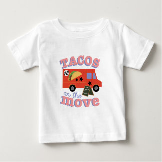 Tacos On The Move T-shirt