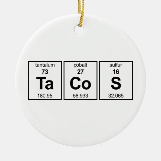 TaCoS Ornament