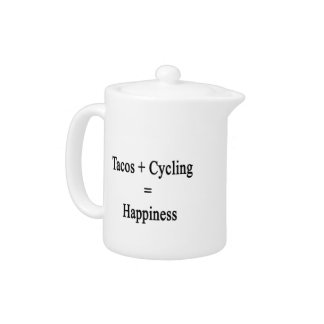 Tacos Plus Cycling Equals Happiness