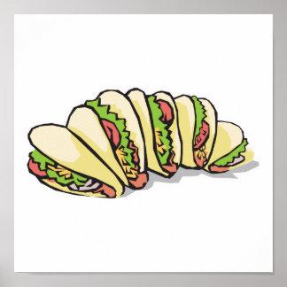 tacos print