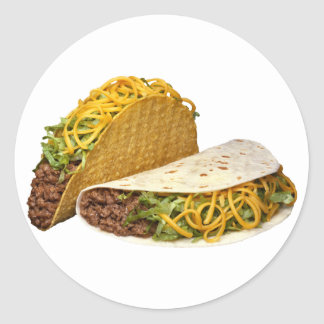 Tacos Stickers