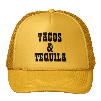 Tacos y Tequila Gorra