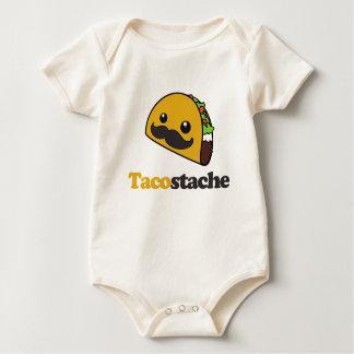 Tacostache Mameluco De Bebé