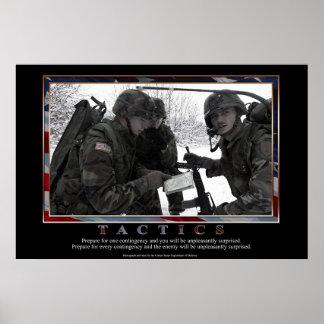 Táctica Posters