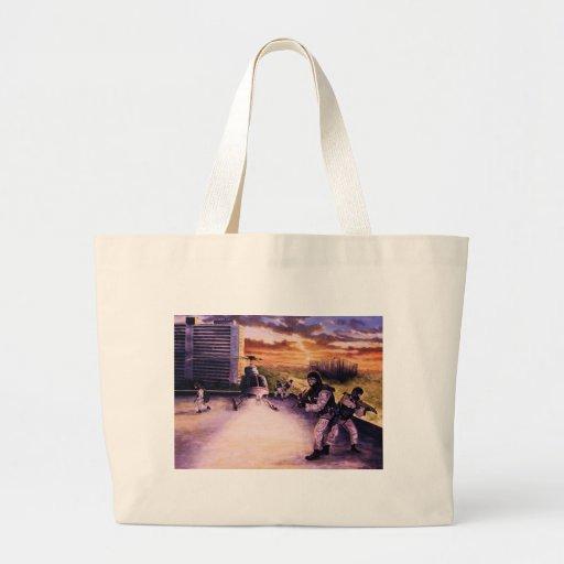 Tactical Heaven Canvas Bags