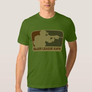 Tactical Major League Kafir T Shirt