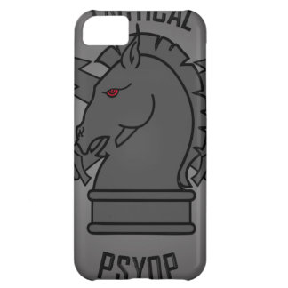 Tactical PSYOP front.png Case For iPhone 5C