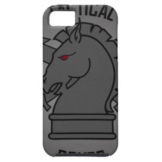 Tactical PSYOP front.png iPhone SE/5/5s Case