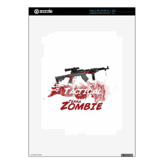 Tactical Decal For The iPad 2