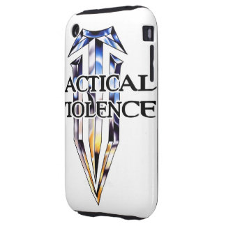 Tactical Violence iPhone 3/3s case