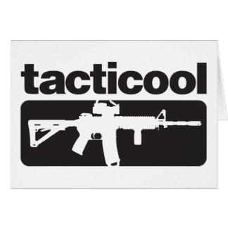 Tacticool - Black Card