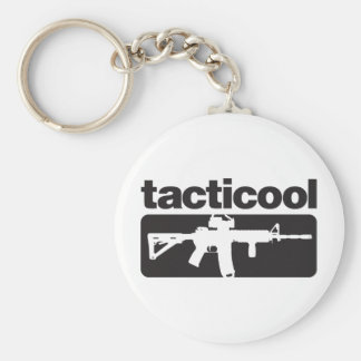 Tacticool - Black Keychain