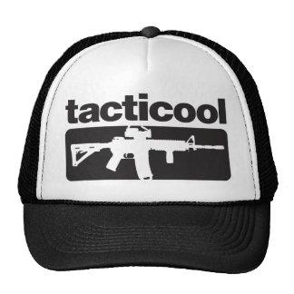 Tacticool - Black Mesh Hat