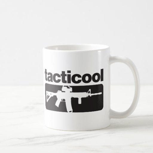 Tacticool - Black Mugs