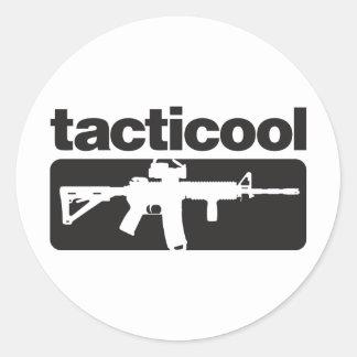 Tacticool - Black Stickers