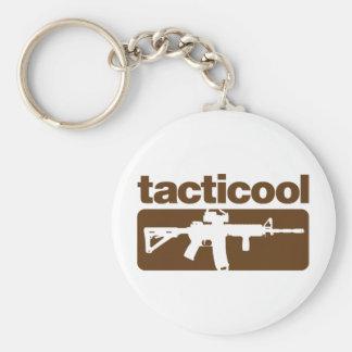 Tacticool - Brown Keychain