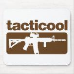 Tacticool - Brown Tapetes De Raton