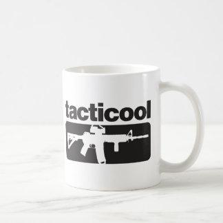 Tacticool - negro taza clásica