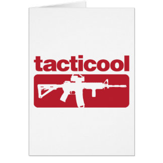 Tacticool - Red Card
