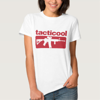 Tacticool - Red T-shirt