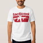 Tacticool - rojo playera