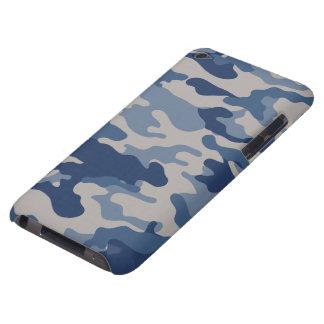 Tacto azul de iPod de la casamata de Camo Funda iPod