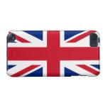 Tacto británico patriótico 5G de iPod de la bander