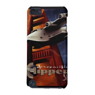 Tacto de iPod de las podadoras 314 del vintage Funda Para iPod Touch 5