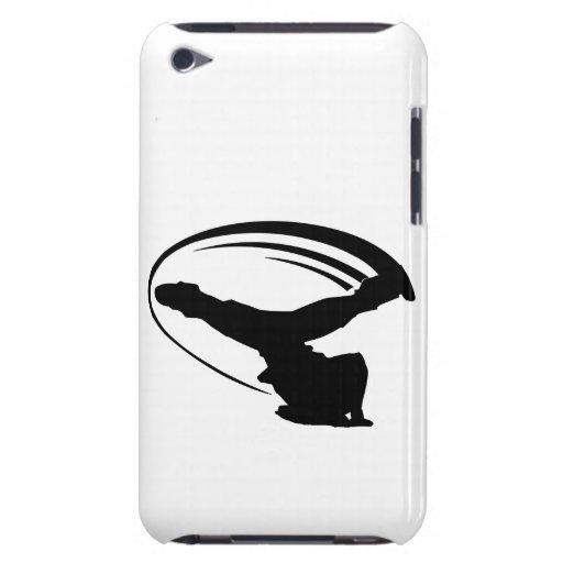Tacto de iPod del molino de viento de BBOY Case-Mate iPod Touch Protector