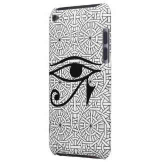Tacto egipcio de iPod de la casamata del ojo y del iPod Touch Case-Mate Funda
