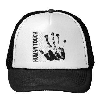 Tacto humano gorra