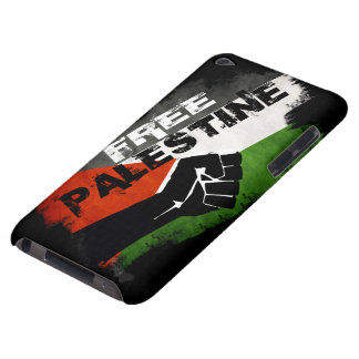Tacto libre de Palestina iPod iPod Touch Carcasa