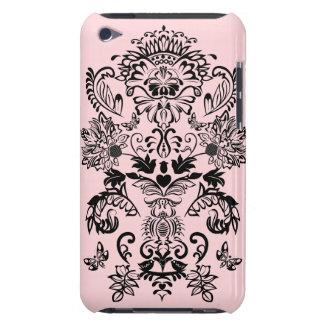 Tacto romántico Barely There de iPod de la casamat iPod Touch Case-Mate Carcasas