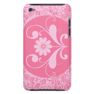 Tacto rosado Case-Mate iPod touch cárcasas
