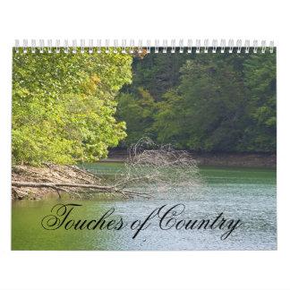 Tactos del calendario del país