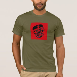 Tad Bandha the Mummy Beret T-Shirt