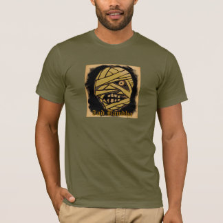 Tad Bandha the Mummy Sketch T-Shirt