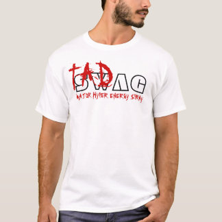 TAD Swag Major Hyper Energy Spray T-Shirt
