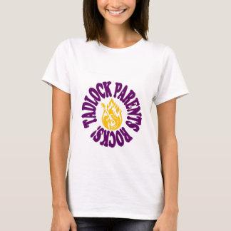 Tadlock Parents Rock Woman Fitted T-Shirt