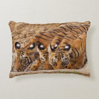 Tadoba Andheri Tiger Reserve Decorative Pillow