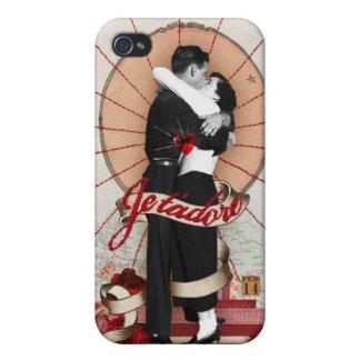 T'adore de Je - caja de iPod iPhone 4 Funda