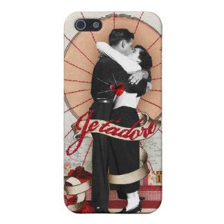 T'adore de Je - caja de iPod iPhone 5 Carcasa