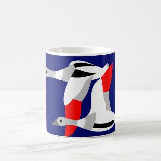 Tadorna, tadorna coffee mug