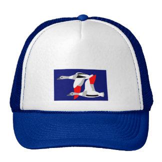 Tadorna, tadorna gorras de camionero