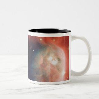 Tadpole Galaxy Two-Tone Coffee Mug